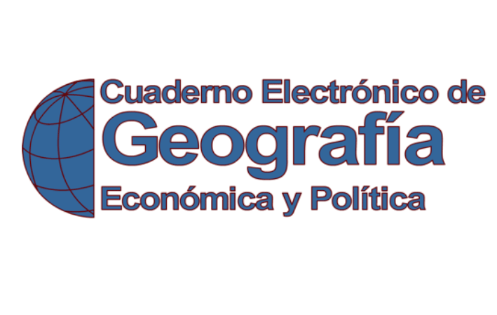Cuaderno Electrónico de Geografía Económica y Política 3
