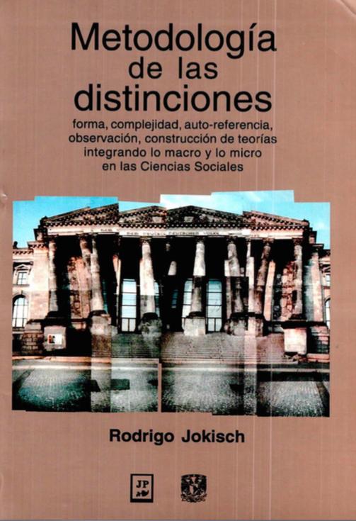 Metodología de las distinciones