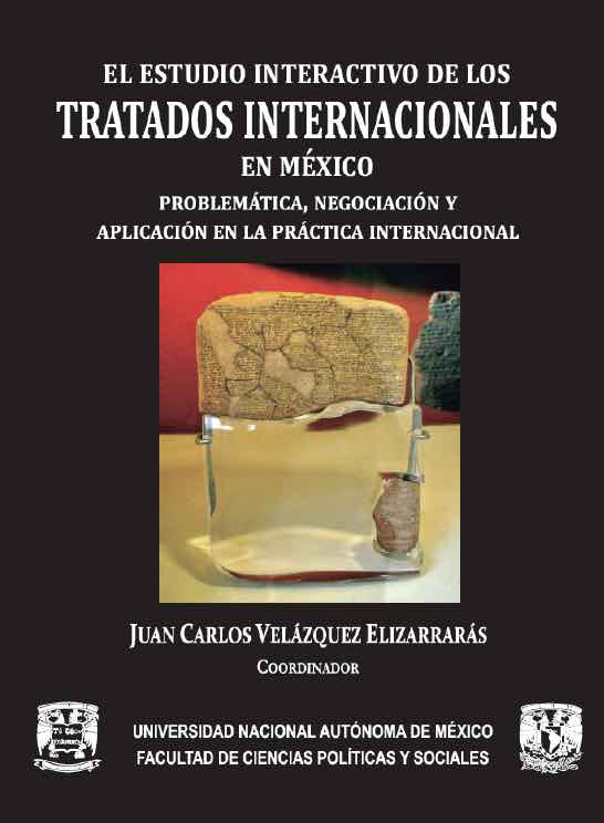 El estudio interactivo de los tratados internacionales de México