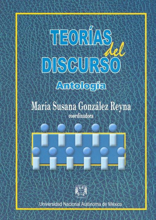 Teorías del discurso Antología