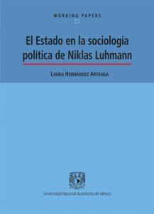 El Estado en la sociología política de Niklas Luhmann